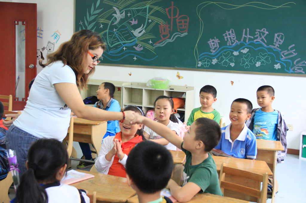 English TEFL Teaching China